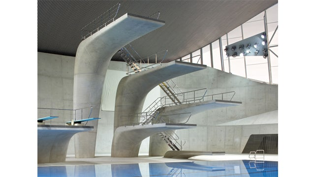 The View From the London Olympics' Diving Board Looks Piss-Your-Speedos Scary
