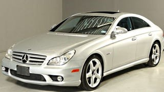 You Can Buy This Sexy Mercedes CLS63 AMG For The Price Of A Ford Fusion