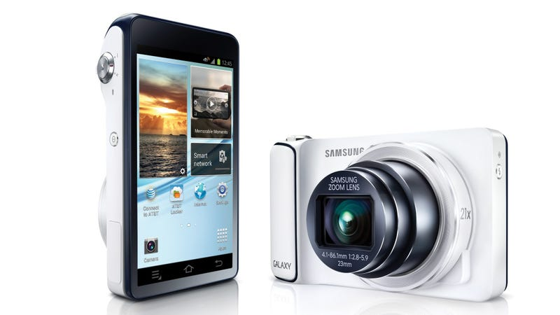 Samsung's Android-Powered Galaxy Camera Will Cost a Whopping $500