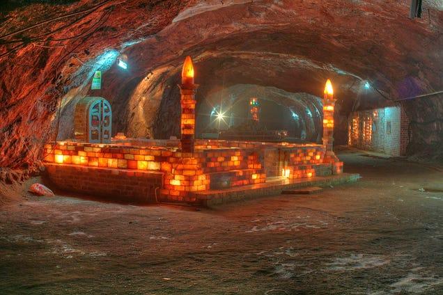 Haz turismo bajo tierra en algunas de las minas mas hermosas del mundo 812626839460813863
