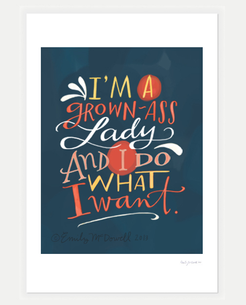 This is a print fit for Groupthinkers.