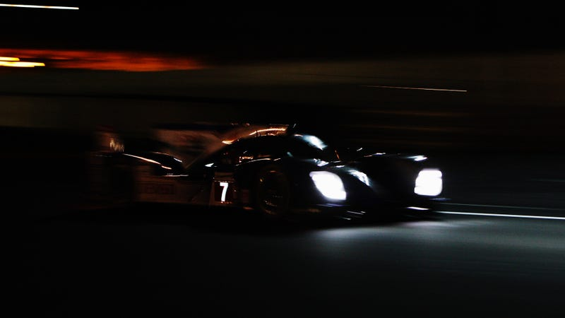 The 24 Hours Of Le Mans Is Coming
