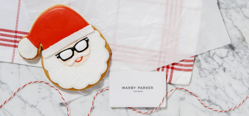 Warby Parker Increases Already High Delight Factor by Including Cookies with Gift Card Orders