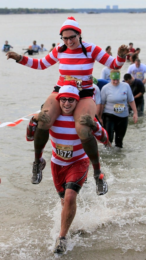 Waldo Spotted Running Off With Ladyfriend