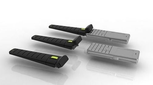 Kinetic Phone Charger Concept Generates Juice With Jogging