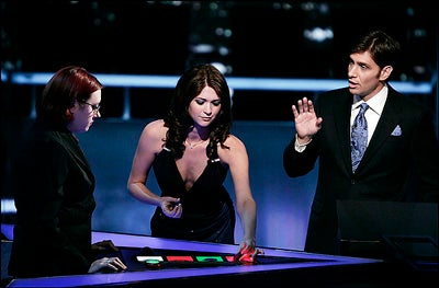 Greenberg Game Show Takes Nation By Storm