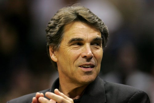 Rick Perry's a Moron, Wants to Make Sure Texan Kids Are Too