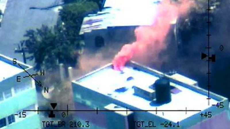 Watch Video of America Giving Aerial Support to a Jamaican Massacre