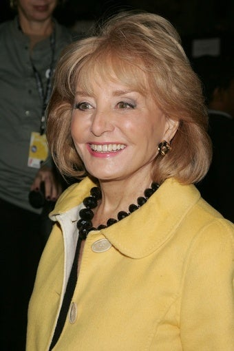 Barbara Walters Continues Slow Trudge to Retirement by Ending Oscar Special