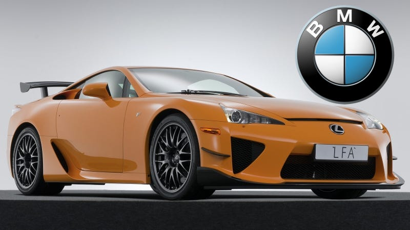 Toyota-BMW Could Produce A $300,000 Hybrid Supercar