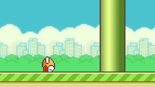 Flappy Bird is Gone
