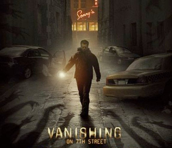 Hayden Christensen is humanity's only hope in Vanishing on 7th Street trailer