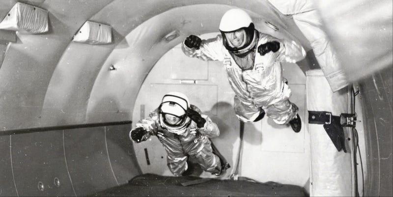 NASA's Vomit Comet Trains Astronauts in the Ways of Weightlessness