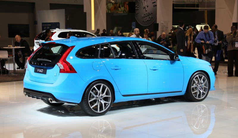 Only 120 Of The 2014 Volvo S60 And V60 Polestars Coming To The US