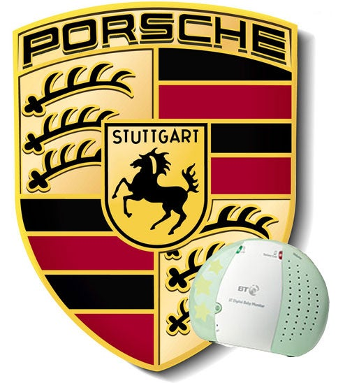 Porsche Boss Finds Baby Monitor In Room, Freaks Out About Corporate Spying