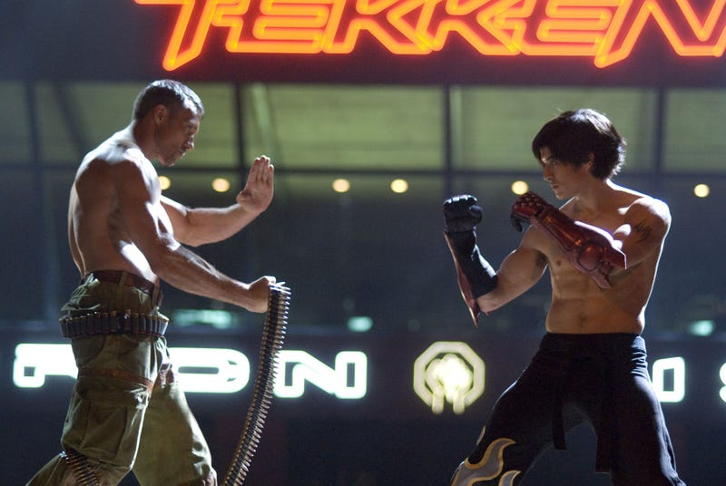 Tekken Brings the Iron Fist Tournament Direct to Blu-ray and DVD in July