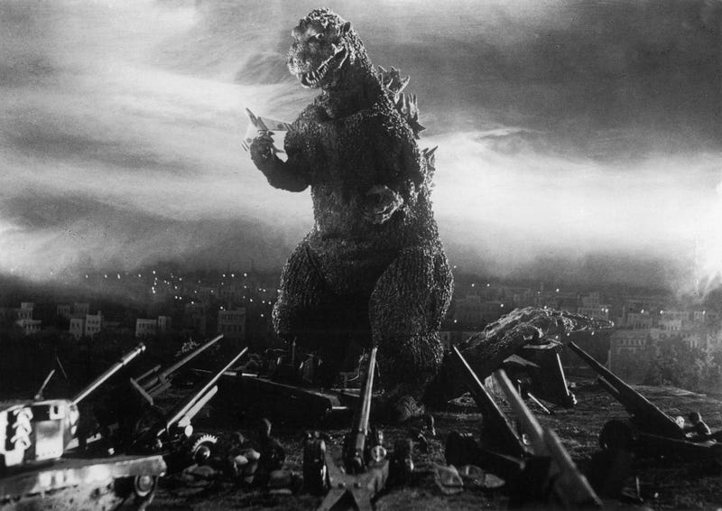 U.S. Military Expert Unveils a Strategy for Deploying Godzilla in War