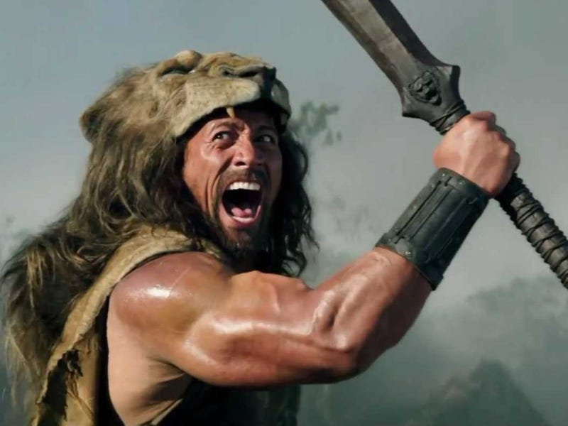 Hercules Was A Dwayne 'The Rock' Johnson-Sized Disappointment