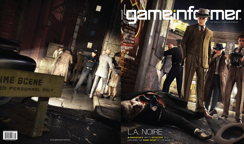 Finally, A New Look At L.A. Noire
