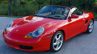 You Can Drive This Sweet Porsche for the Price of a Miata