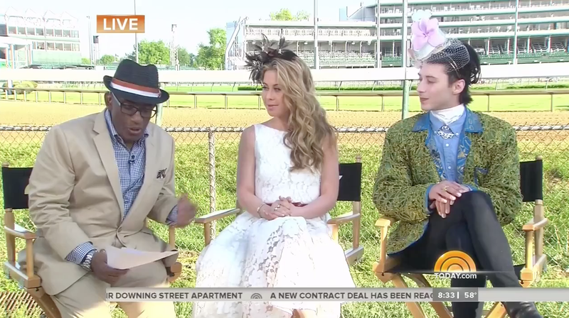 Weir Watch Returns: Kentucky Derby Realness
