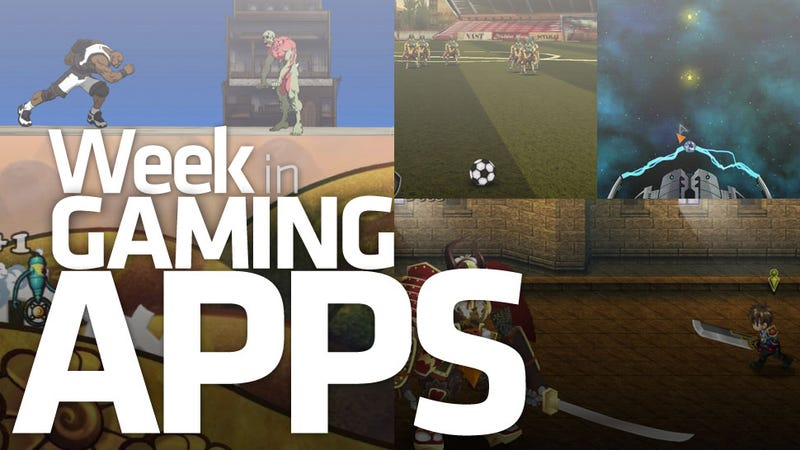 The Week in Gaming Apps, Inaugural App Review Edition