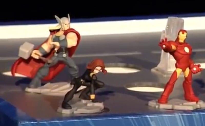 Disney Infinity Marvel Superheroes Coming This Fall