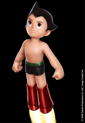 Astro Boy Has Some Friends, In Lush New Concept Art