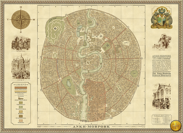How Well Do You Know Your Fictional Maps?