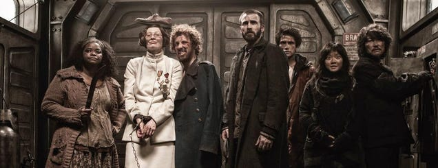 Snowpiercer Is One Of The Best Sci-Fi Movies In Years
