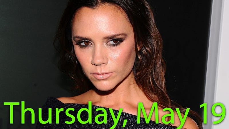 Victoria Beckham To Give Birth On Independence Day