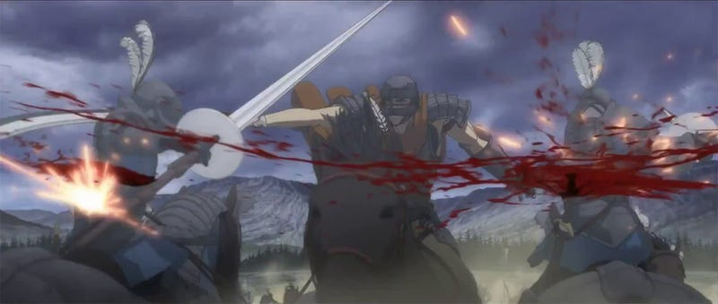 The Second Berserk Movie is Better Than The First