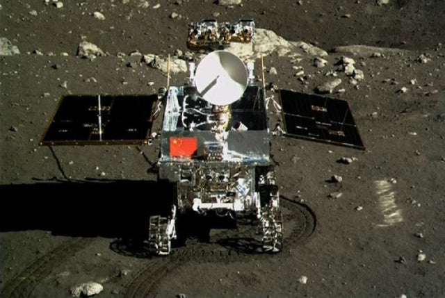 China's Lunar Rover Only Lasted a Month