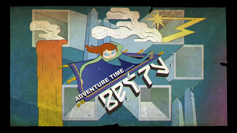 "Adventure Time Recap - ""Betty"""