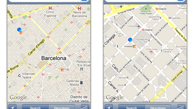 Cache Map Data On Your Phone for Unofficial Offline Maps