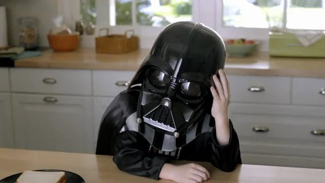 Baby Vader and Bumblebee's Rampage: Watch The 5 Funniest Superbowl Ads Now