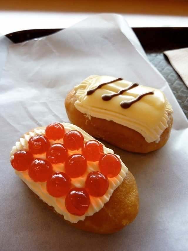 Sushi Donuts! Yes, Sushi...Donuts!