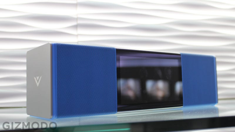 Vizio's New Bluetooth Speakers Have Android KitKat Tablets Built In