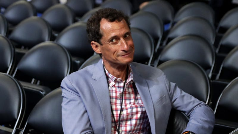 Anthony Weiner Vows to Come Out of Retirement if Trump Spawn Runs for NYC Mayor