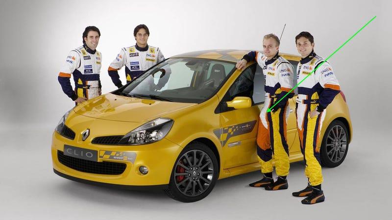 The Ten Most Awkward Official Car Photos Ever Taken