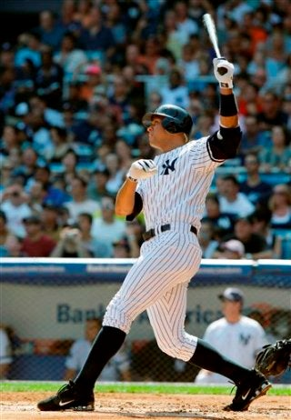 A-Rod Tested Positive For Steroids In 2003