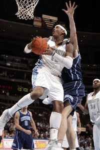 Free Darko Previews: Carmelo Anthony