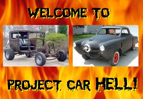 PCH, Before They Were Rat Rods Edition: Model A or Studebaker?