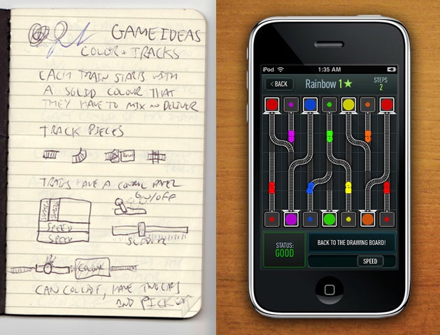The Trainyard Story, or How To Make a Smash Hit iPhone App