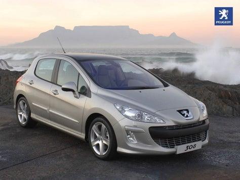 Peugeot Reveals New 308