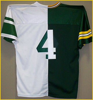 Something For The Lonely And Confused Brett Favre Fan