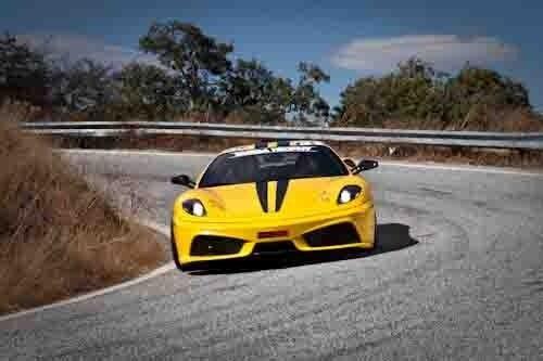 Bent Ferrari Suspension, Vomit, Tickets From The Man: Targa Trophy Results