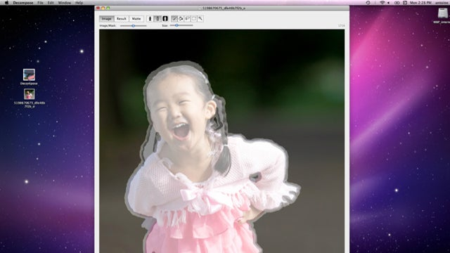 Decompose Automatically Extracts Foreground Objects from Photos for Editing