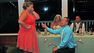 "Bride Was Cool With Sister's ""Nightmare"" Proposal During Her Wedding"
