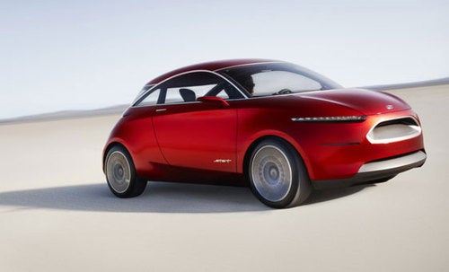 Ford Start Concept: No, It's Not An Audi